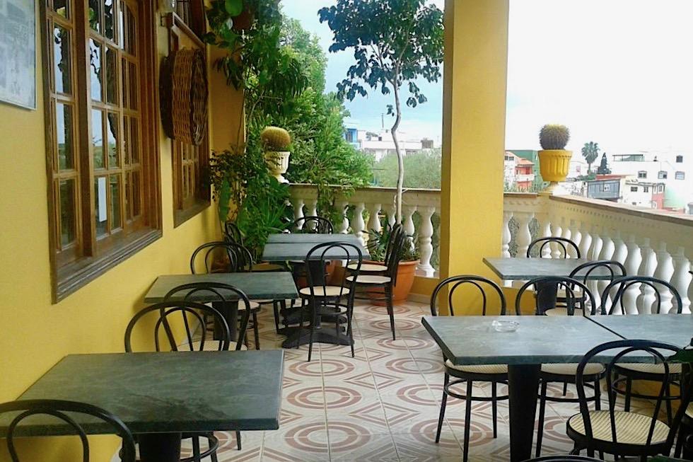 Valsequillo - Las Vegas: Restaurante La Culata II - Gran Canaria