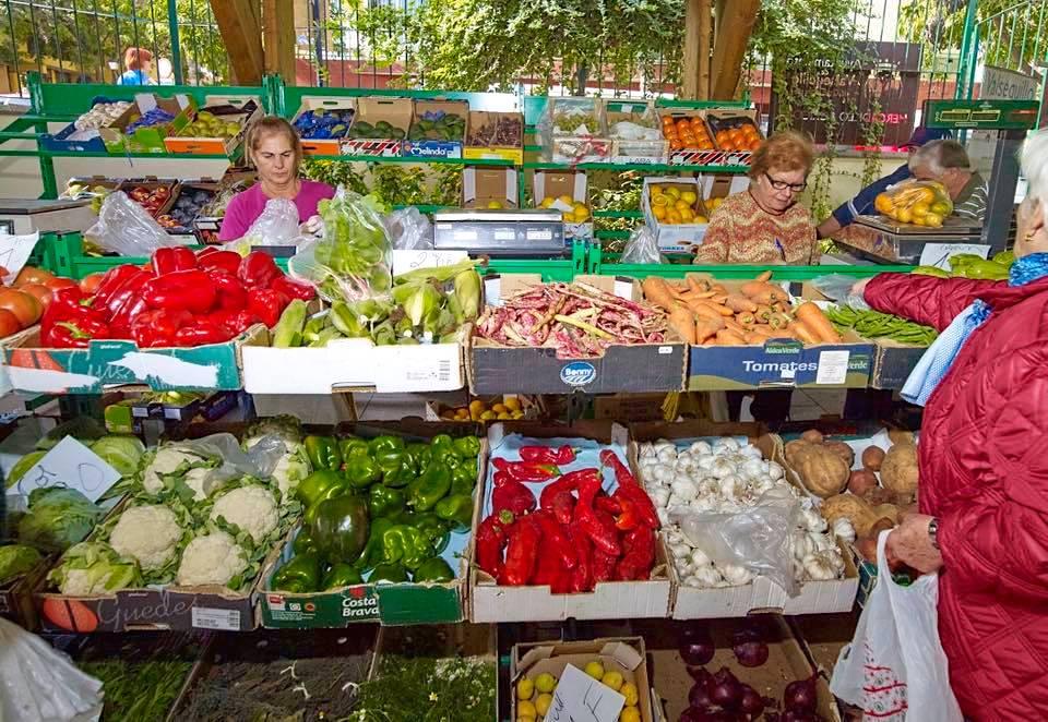 Valsequillo - Sonntagmarkt oder Mercadillo - Gran Canaria