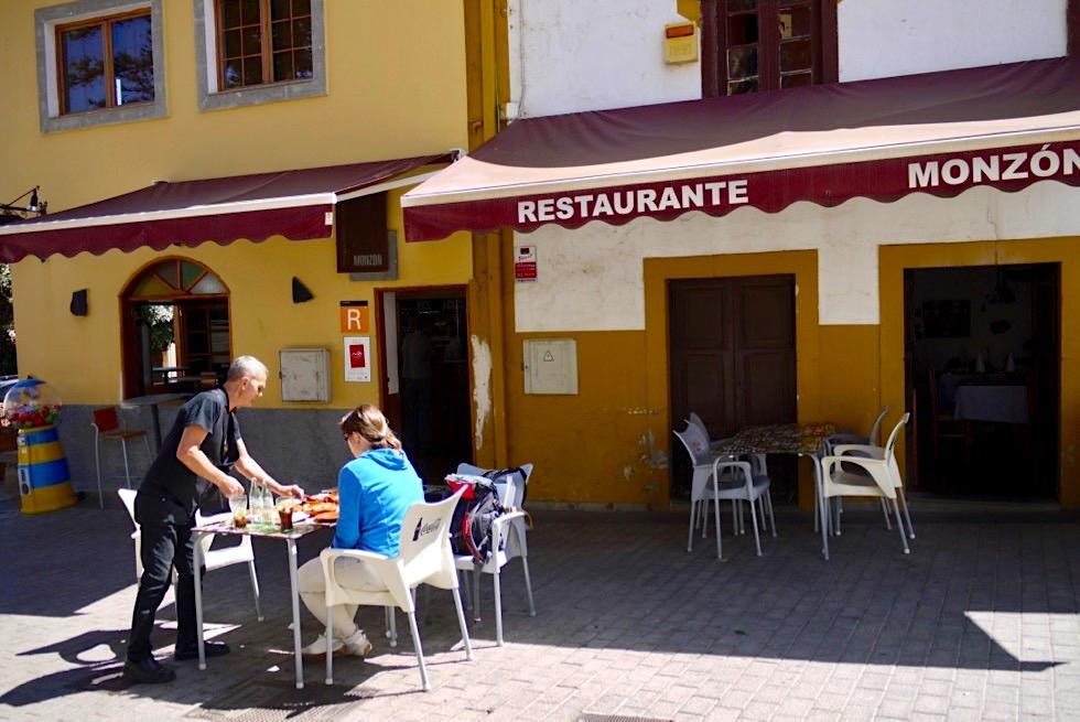 Valsequillo - Restaurante Monzón - Gran Canaria