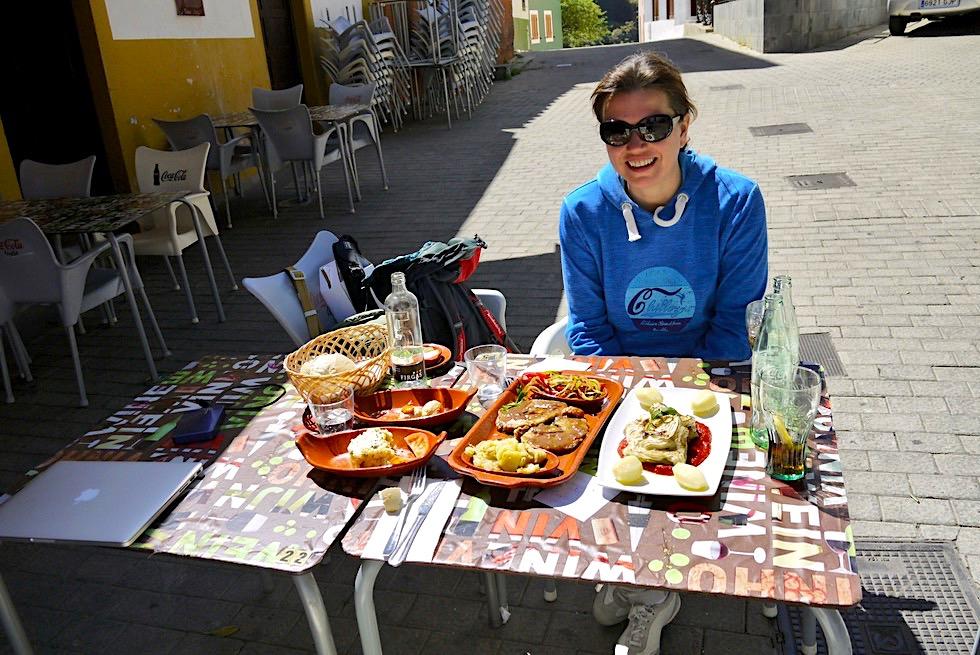 Valsequillo - Lecker Essen, freundlicher Service: Restaurante Monzón - Gran Canaria