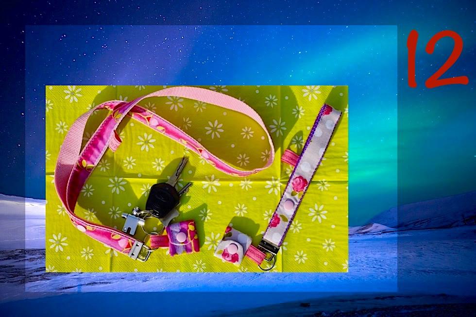 Adventskalender Gewinnspiel - Passenger On Earth #12: Liebevoll handgefertigte Schlüsselanhänger von Key2Happiness