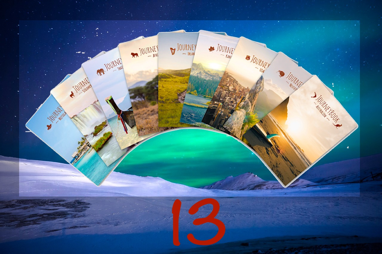 Adventskalender - Passenger On Earth - Gewinn Tag 13
