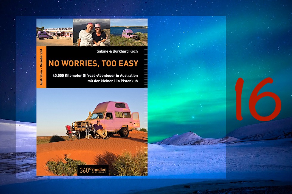 Adventskalender Gewinnspiel 2017 - Passenger On Earth #16: No Worries, Too Easy - 360° Australien