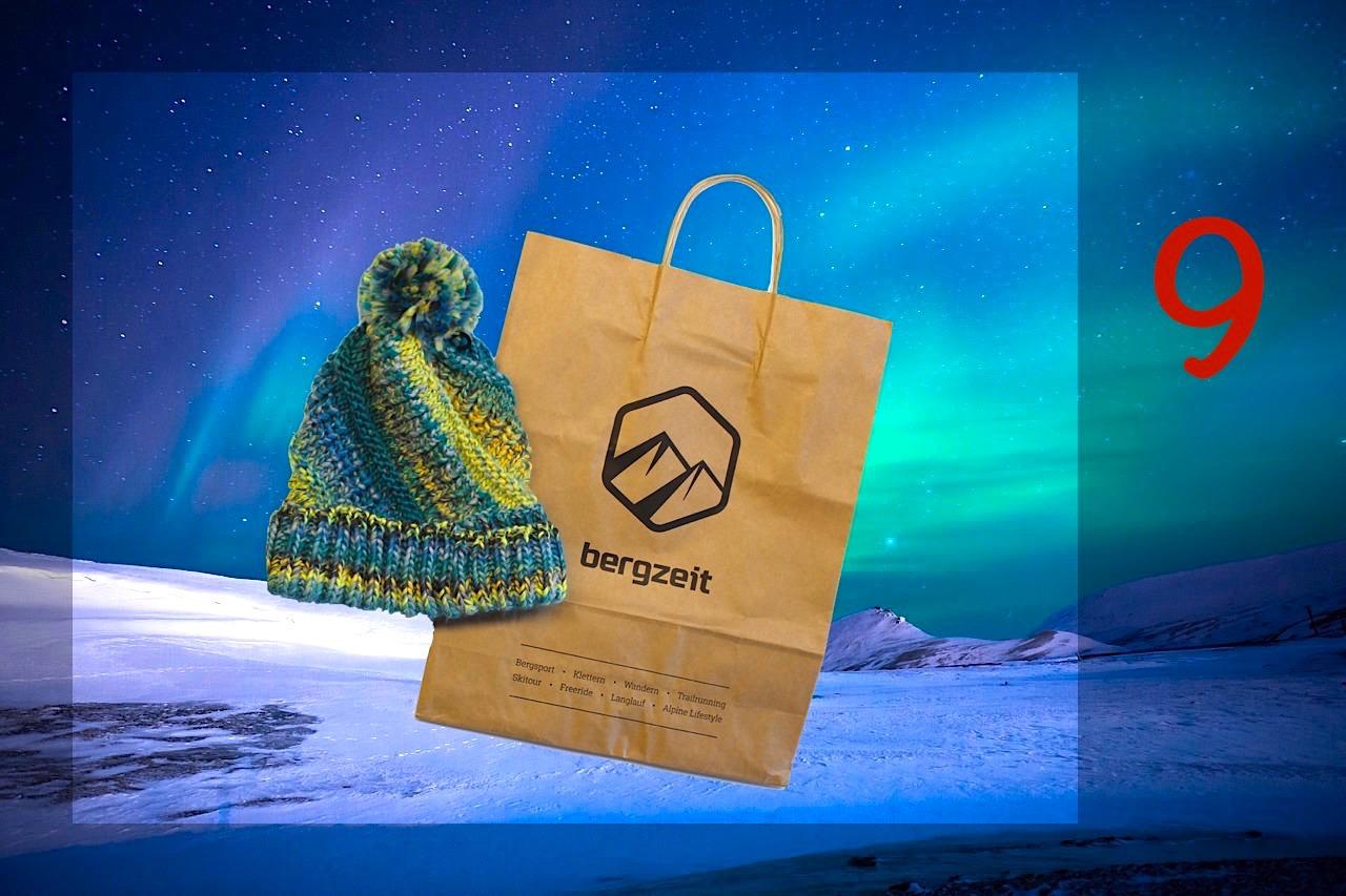Adventskalender Gewinnspiel 2017 - Passenger On Earth #9: Barts Bommelmütze von Bergzeit