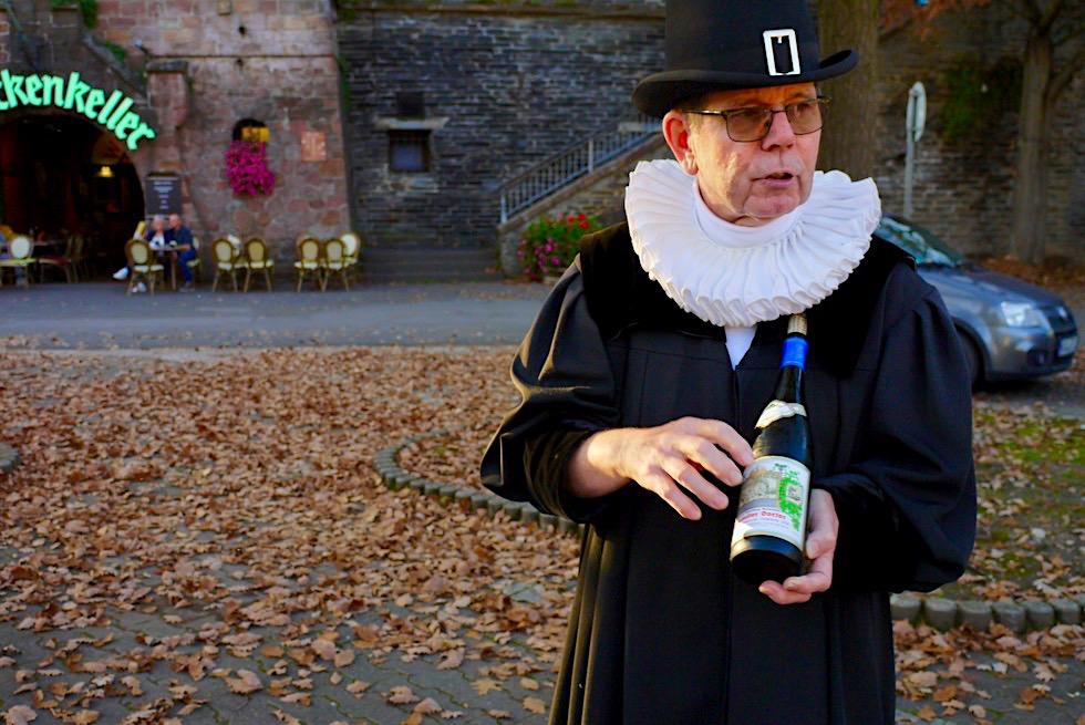 Berkastler-Kues - Berncastler Doctor Weine - Stadtführung - Rheinland-Pfalz Reisetipps