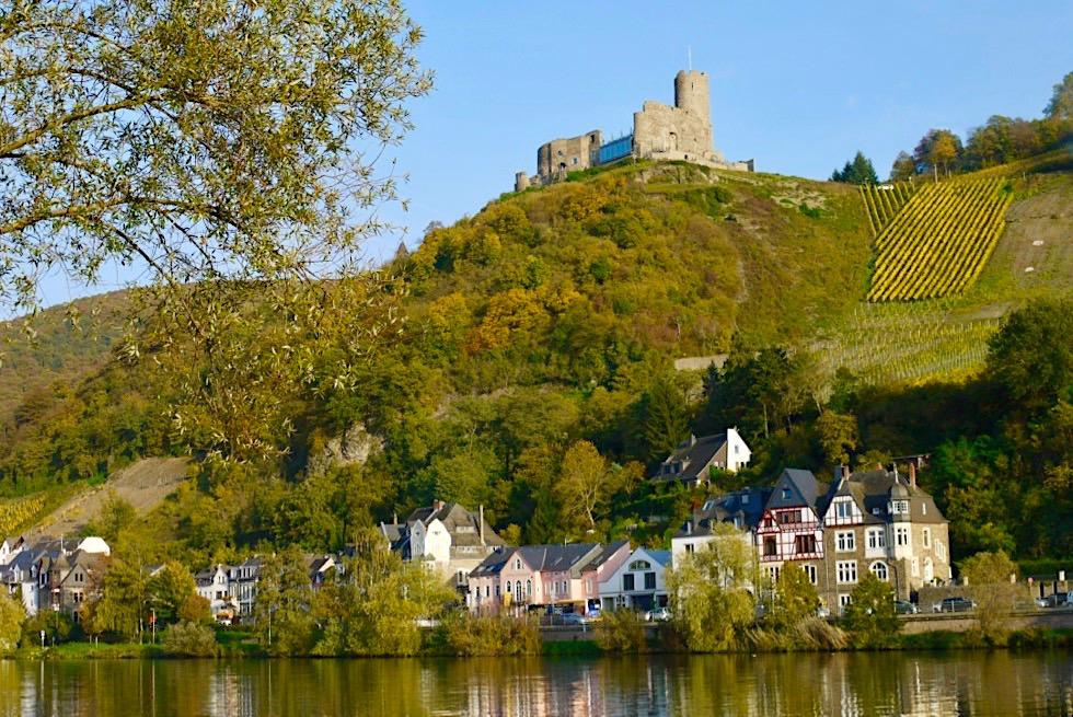 Bernkastel-Kues mit Burg & Mosel - Rheinland-Pfalz Reisetipps