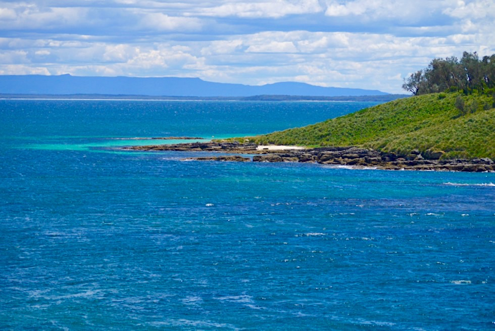 Booderee National Park liegt im Jervis Bay Territory an der South Coast von New South Wales