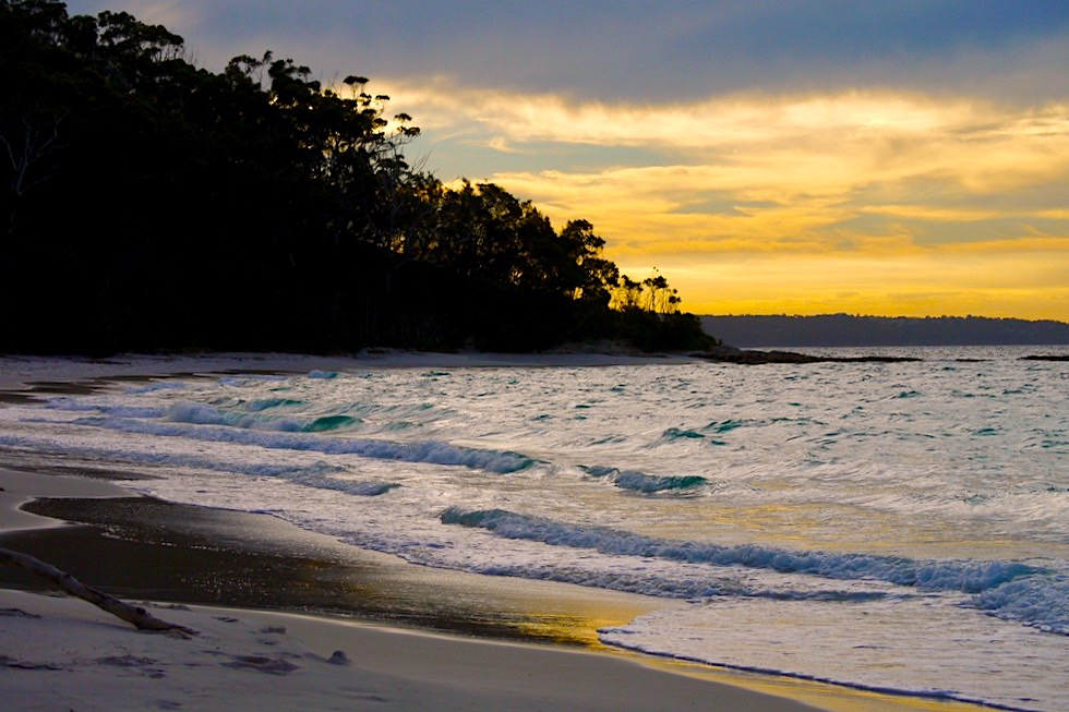Booderee National Park - Wunderschöne Abendstimmung am Strand - New South Wales