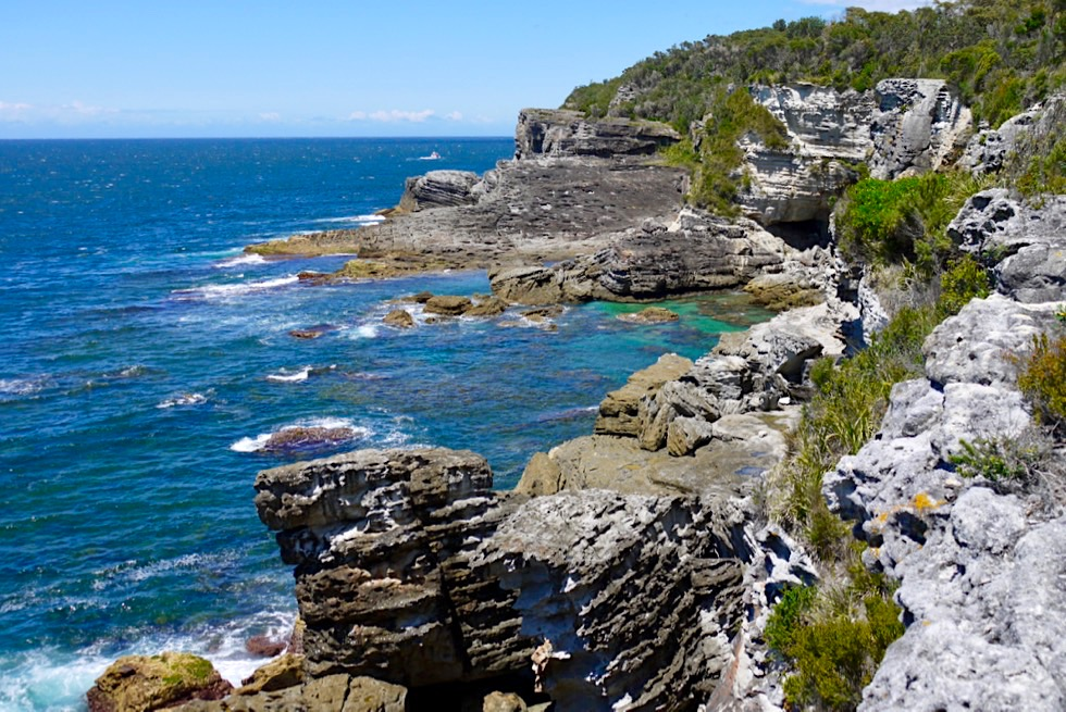 Booderee National Park - Governor Head: Küstenlandschaft & Klippen - New South Wales