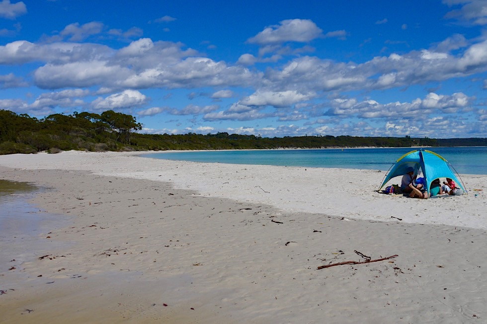 Booderee National Park - Strand beim Green Patch - New South Wales