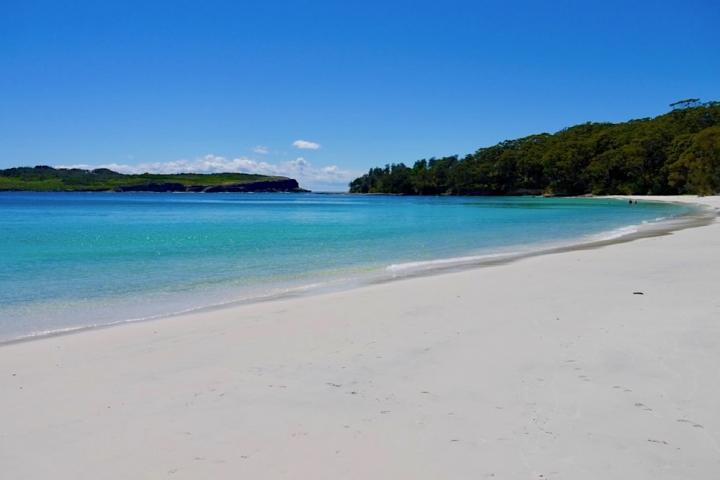 Booderee National Park - Murrays Beach: der schönste Strand im Nationalpark - New South Wales