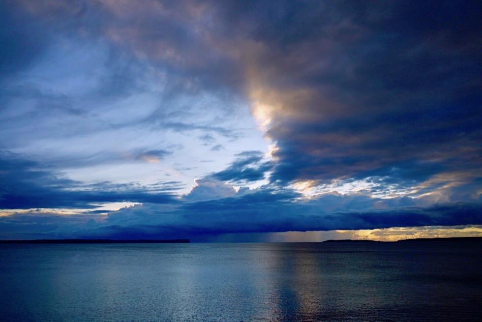 Jervis Bay - Atemberaubende Ausblicke: Sonnenuntergang & Wolken - New South Wales
