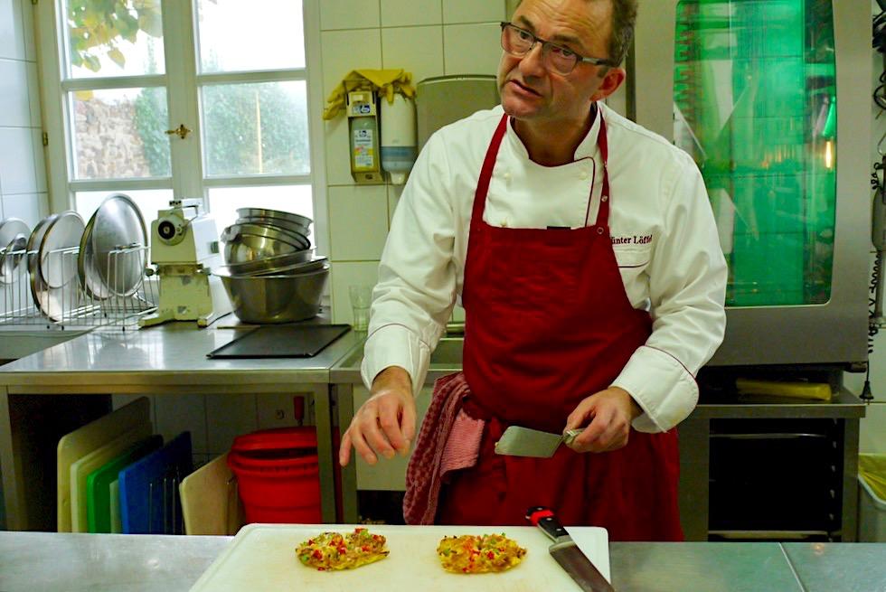 Löffel's Landhaus - Spezialisiert auf vielfältige, leckere Kartoffelgerichte - Münstermaifeld - Rheinland-Pfalz Reisetipps