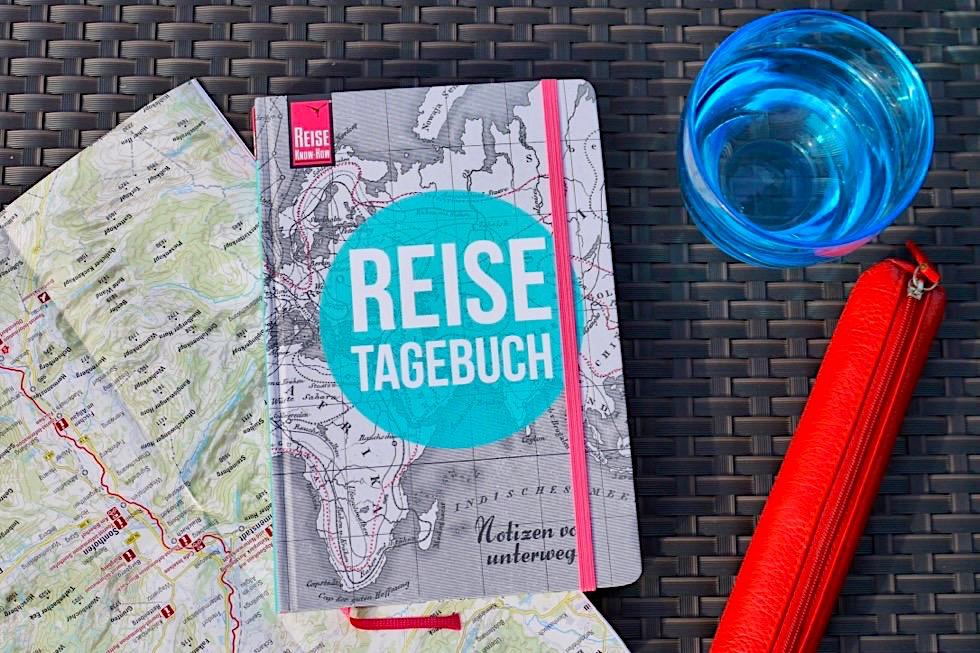 Reisetagebuch Reise Know-How - Schönste Reisetagebücher & Erlebnis-Aufbewahrer - Passenger On Earth