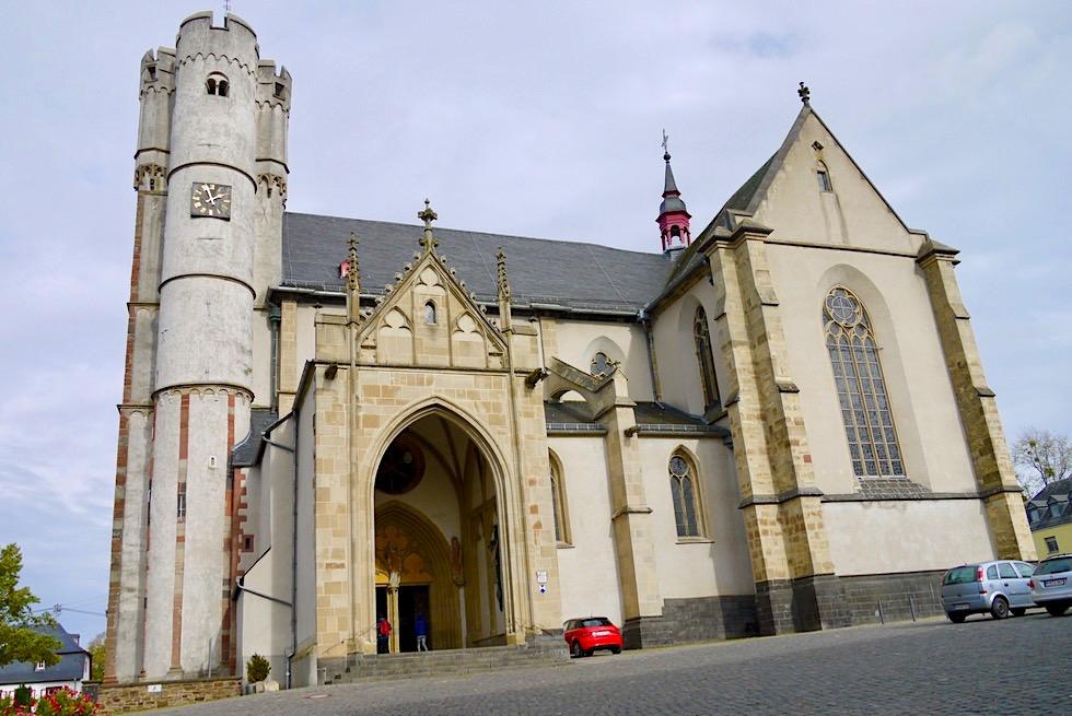 Beeindruckend: Stiftskirche St. Martin und St. Severus - Münstermaifeld - Rheinland-Pfalz Reisetipps