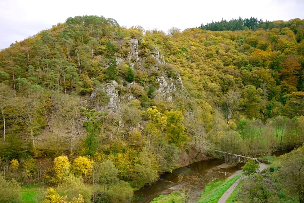 Traumpfad Eltzer Burgpanorama - Wanderung zur Burg Eltz - Wierschem - Rheinland-Pfalz Reisetipps