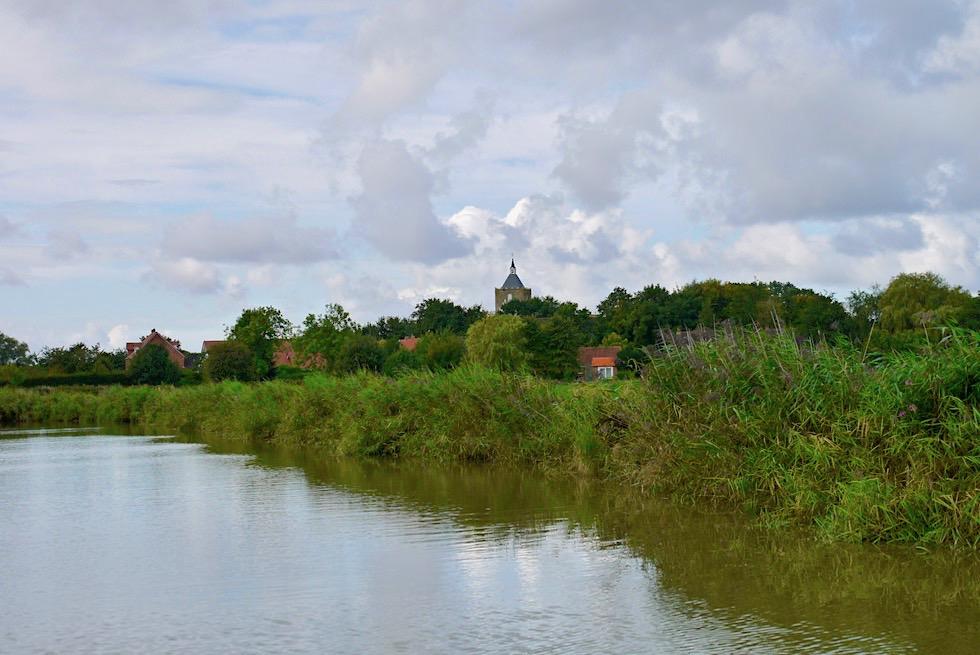 Wasserwege & Tiefs führen nach Pilsum - Krummhörn - Ostfriesland