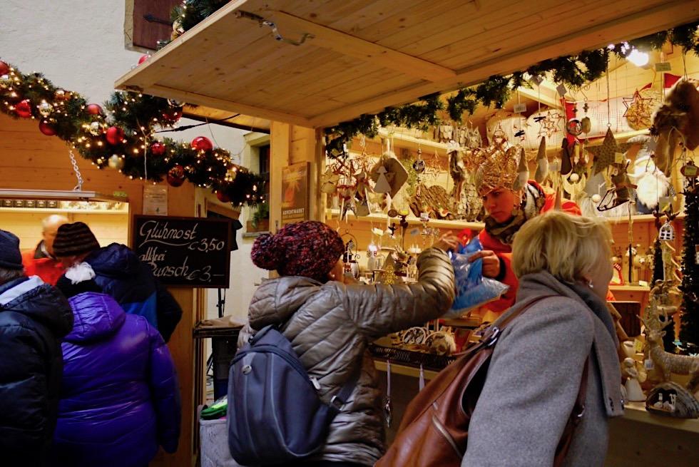 Burg Mauterndorf - Traditioneller Adventsmarkt & schöner Weihnachtsmarkt - Salzburger Lungau - Österreich