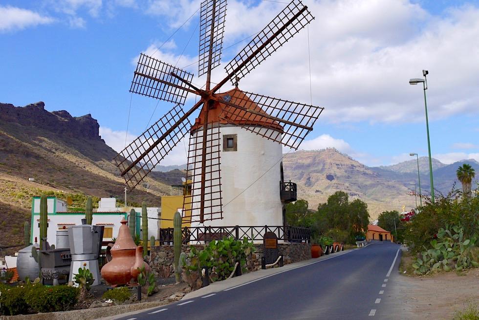El Molino de Viente: wie aus Alice im Wunderland - Mogán - Gran Canaria