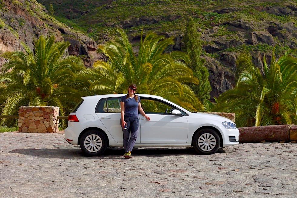 Gran Canaria - Mietwagen-Empfehlung: Goldcar - super Preise, guter Service
