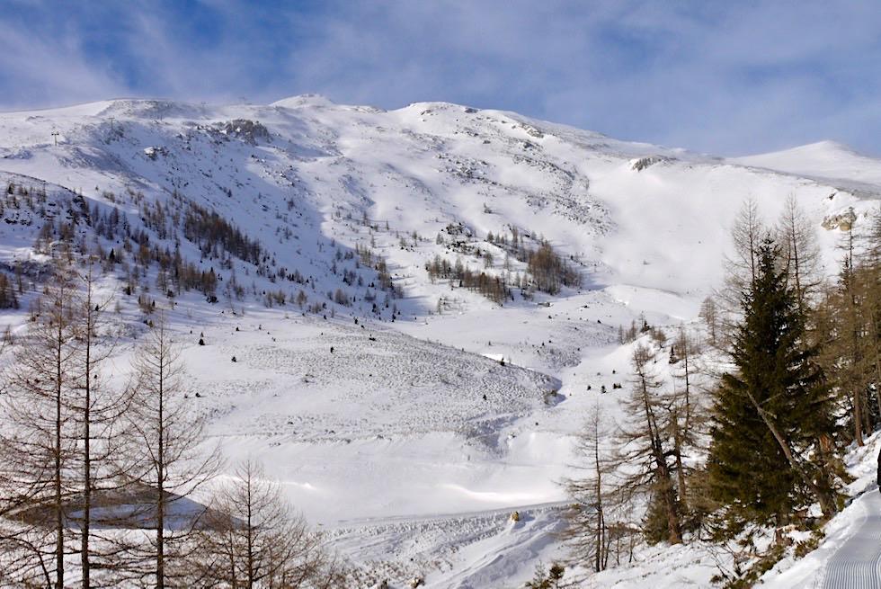 Grosseck-Speiereck - Faszinierender Ausblick auf die Berglandschaft - Schönes Salzburger Lungau - Österreich