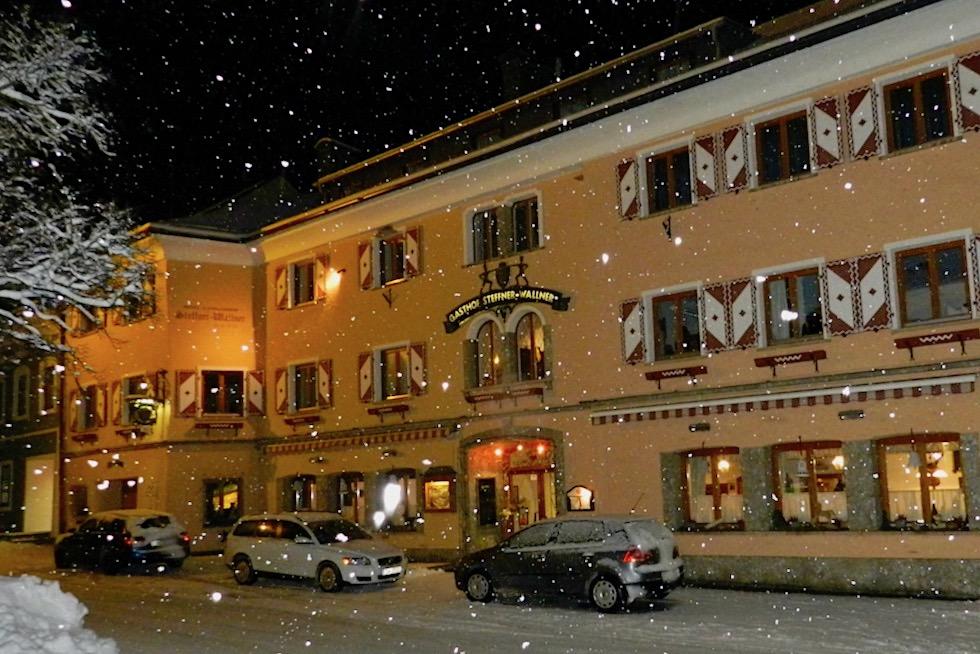 Übernachtungsempfehlung: Ski- & Wander-Hotel Steffen-Wallner in Mauterndorf - Salzburger Lungau - Österreich