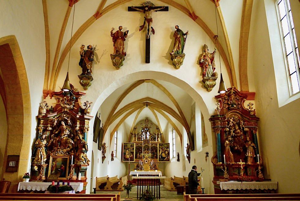 Kirche St. Michael im Lungau: Altare - Salzburger Land - Österreich