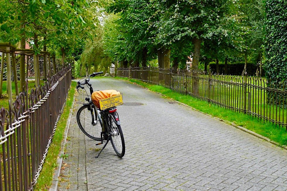 Krummhörn - Fahrrad ist das beste Fortbewegungsmittel - Ostfriesland