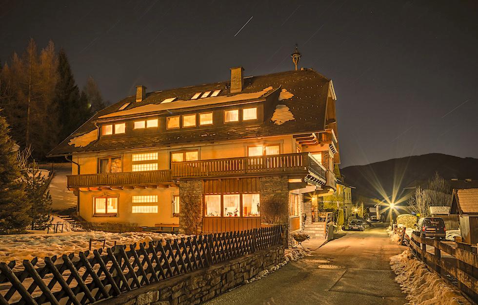 Übernachtungsempfehlung: Lüftenegger Zirbenpension in Mauterndorf - Salzburger Lungau - Österreich