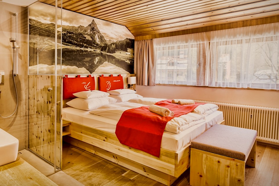 Lüftenegger Zirbenpension: wunderschön designte Zimmer - Mauterndorf im Salzburger Lungau - Österreich