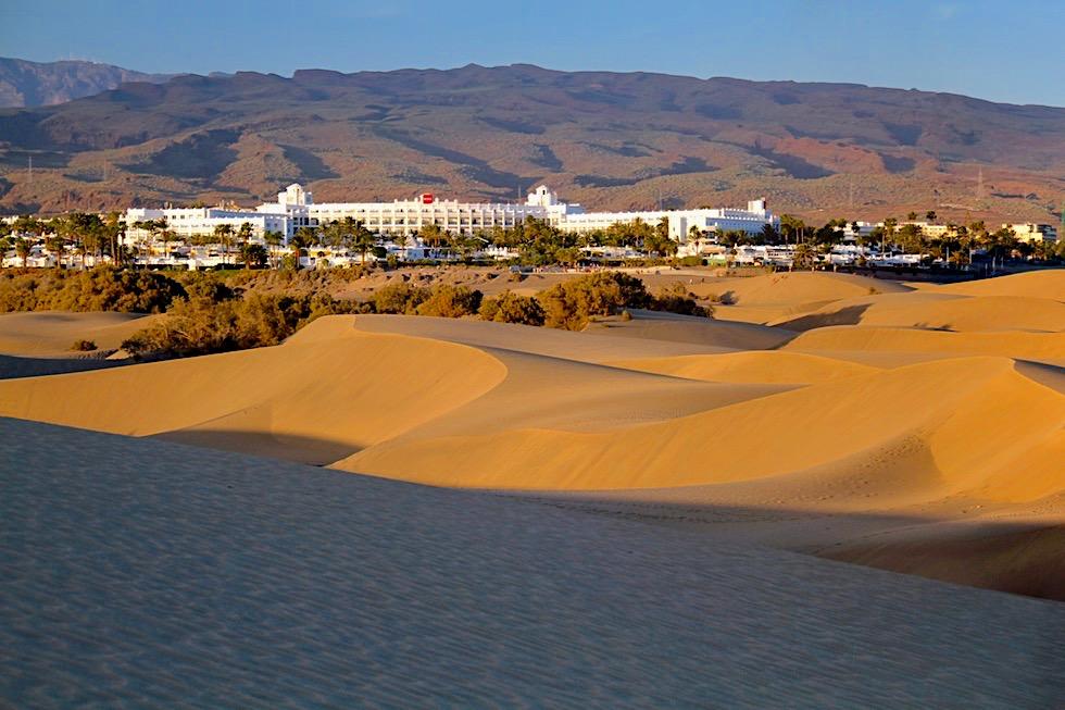 Maspalomas & seine Sanddünen - Gran Canaria