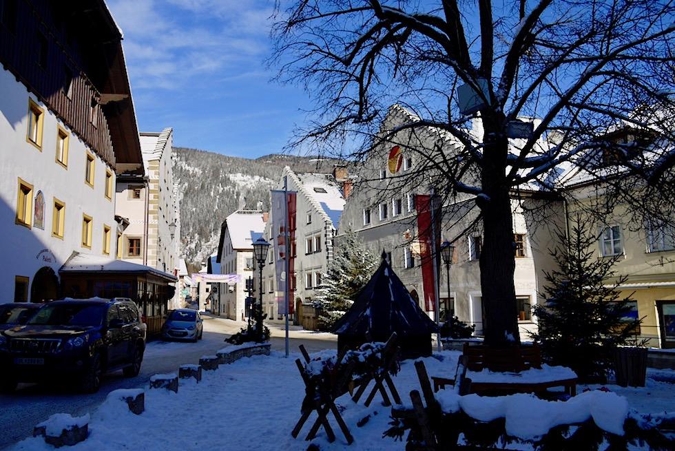 Mauterndorf - Idyllisches Ortszentrum - Salzburger Lungau - Österreich