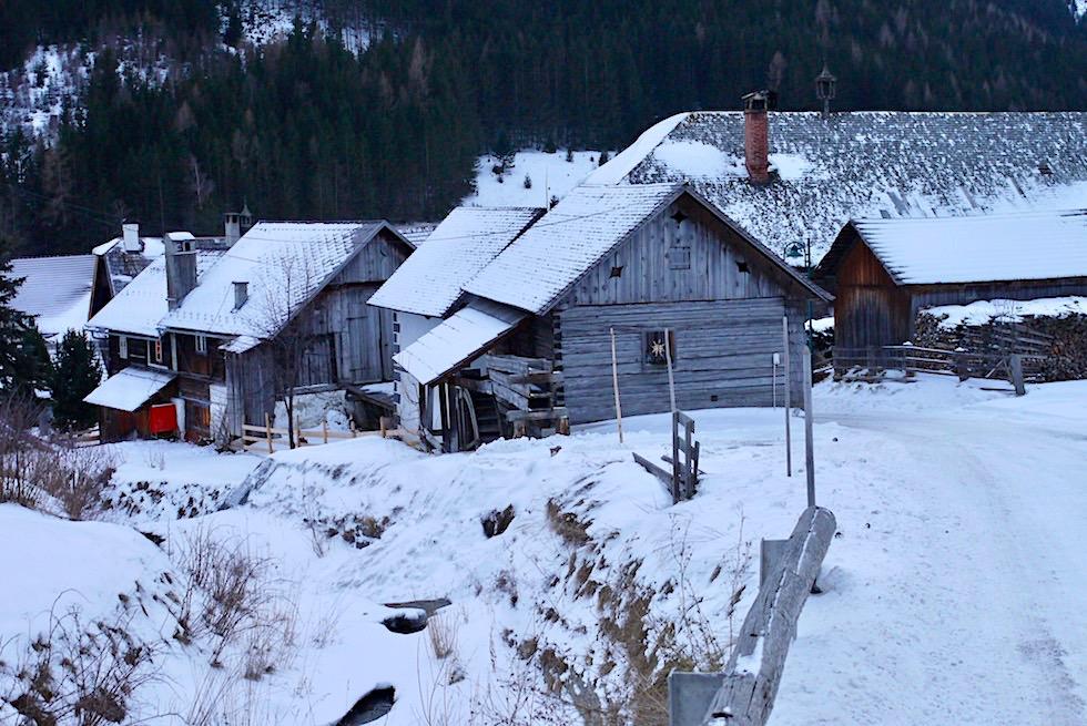 Salzburger Lungau - Überlieferte Traditionen & alte Bräuche stehen im Vordergrund - Österreich