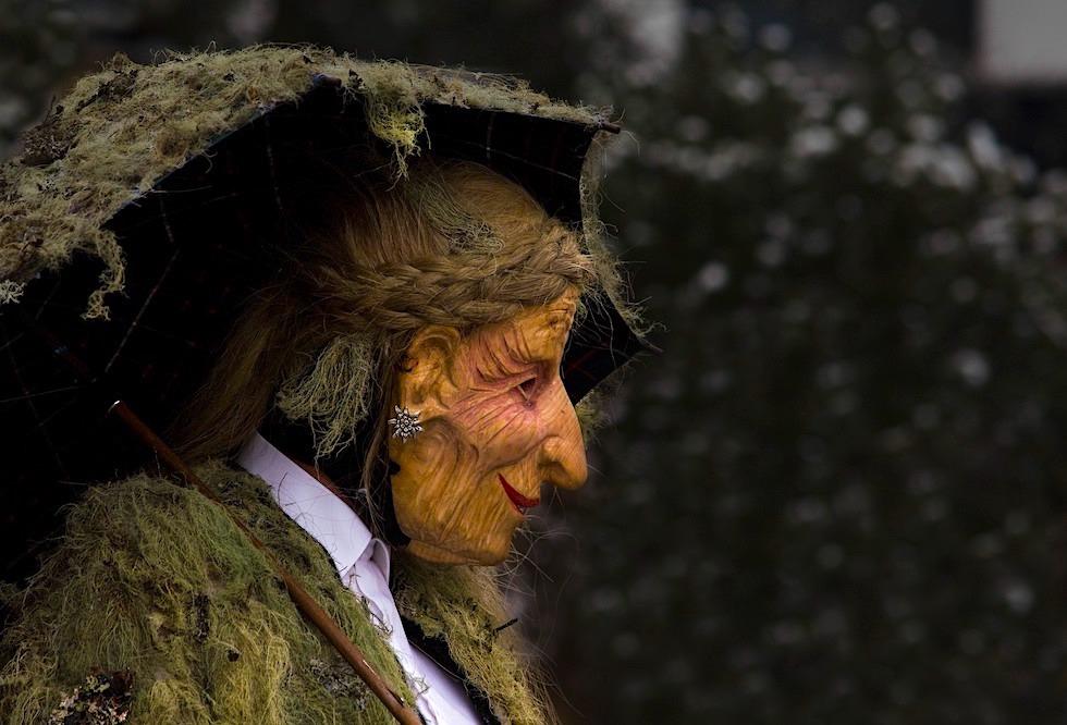 Schönprechtren - Alpenländischer Brauchtum in den Raunächten - Salzburger Lungau - Österreich