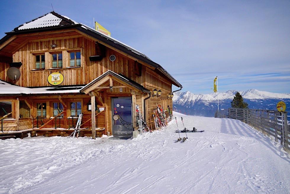 Grosseck-Speiereck: die wunderschöne, urige Peterbaueralm - Salzburger Lungau - Österreich