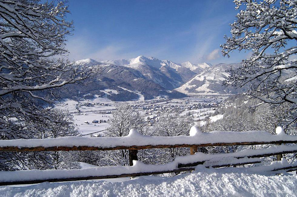 St Micheal - Winterzauber Lungau: Sonnenreichste Region in Österreich