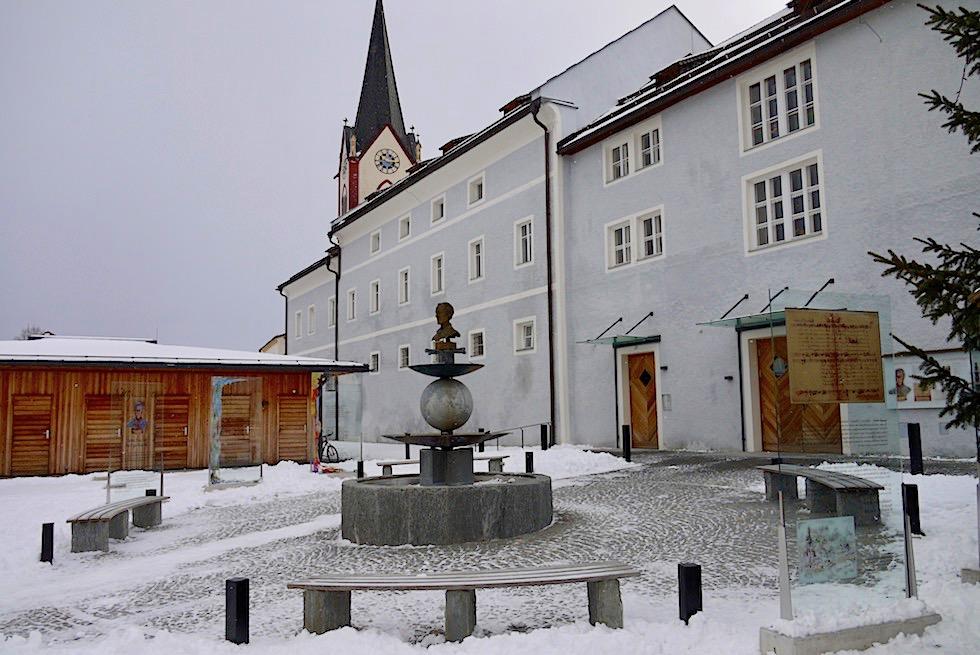 Stille Nacht Museum in Mariapfarr - Salzburger Lungau - Österreich
