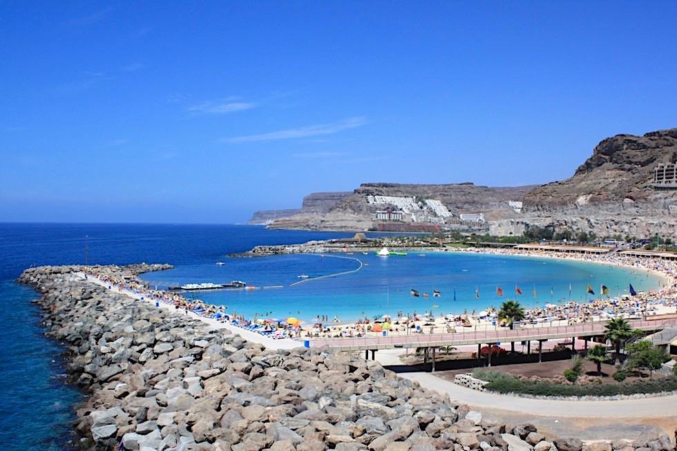Taurito & Playa de Amadores - Südküste & Badestrände - Gran Canaria