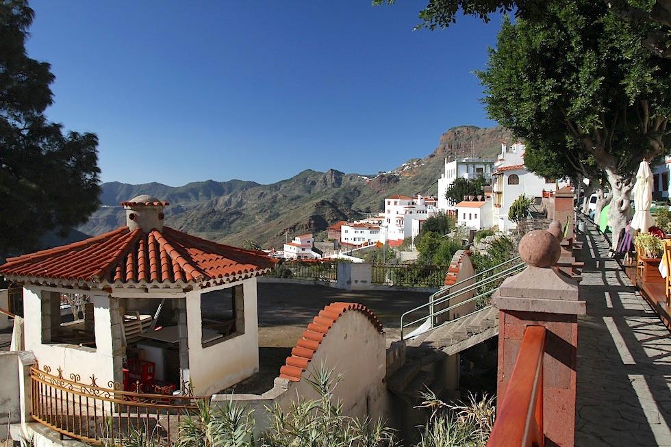 Malerisches Bergdorf Tejeda & guter Ausgangsort für Wanderungen im Zentrum von Gran Canaria