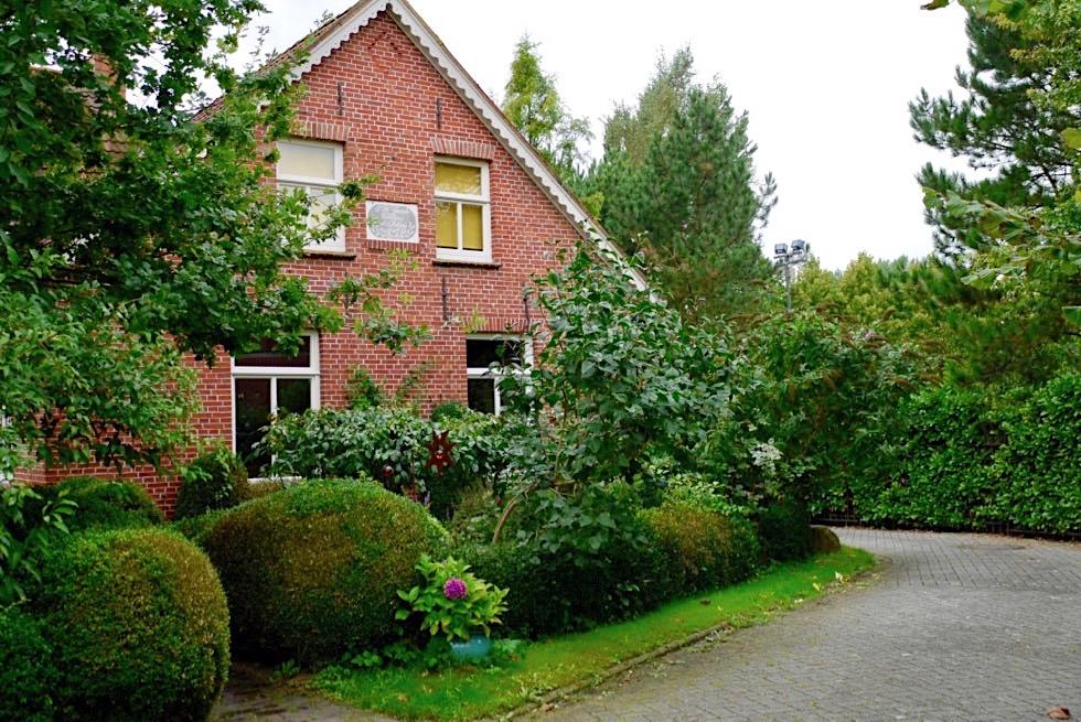 Upleward-Krummhörn - Urige Einfamilienhäuser - Ostfriesland