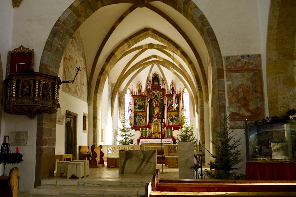 """Wallfahrtskirche """"Unsere Liebe Frau"""" in Mariapfarr - Salzburger Lungau - Österreich"""