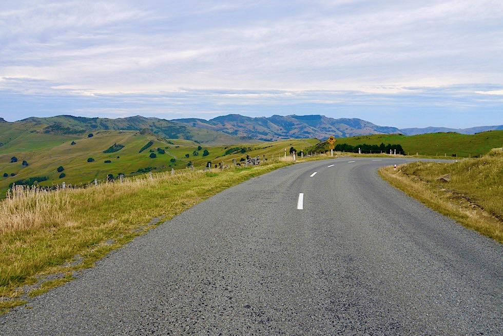 Banks Peninsula Roadtrip - Geheimtipps, Maori Geschichte & atemberaubende Vulkan-Landschaft - Chanterbury - Südinsel Neuseeland
