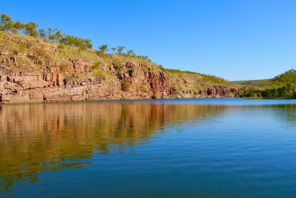 Chamberlain Gorge & Chamberlain River - El Questro Wilderness Park - Kimberley - Western Australia