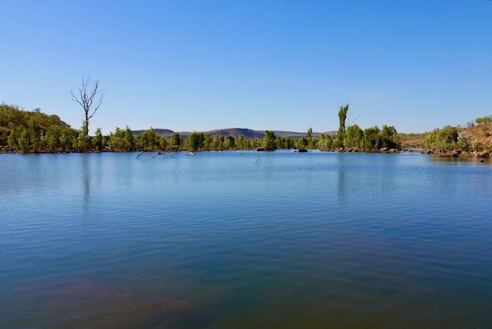 Chamberlain River - El Questro Wilderness Park - Kimberley Outback - Western Australia