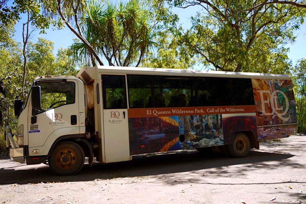 El Questro Wilderness - Geführte Tagestouren für alle, die kein Allrad Fahrzeug haben - Kimberley - Western Australia