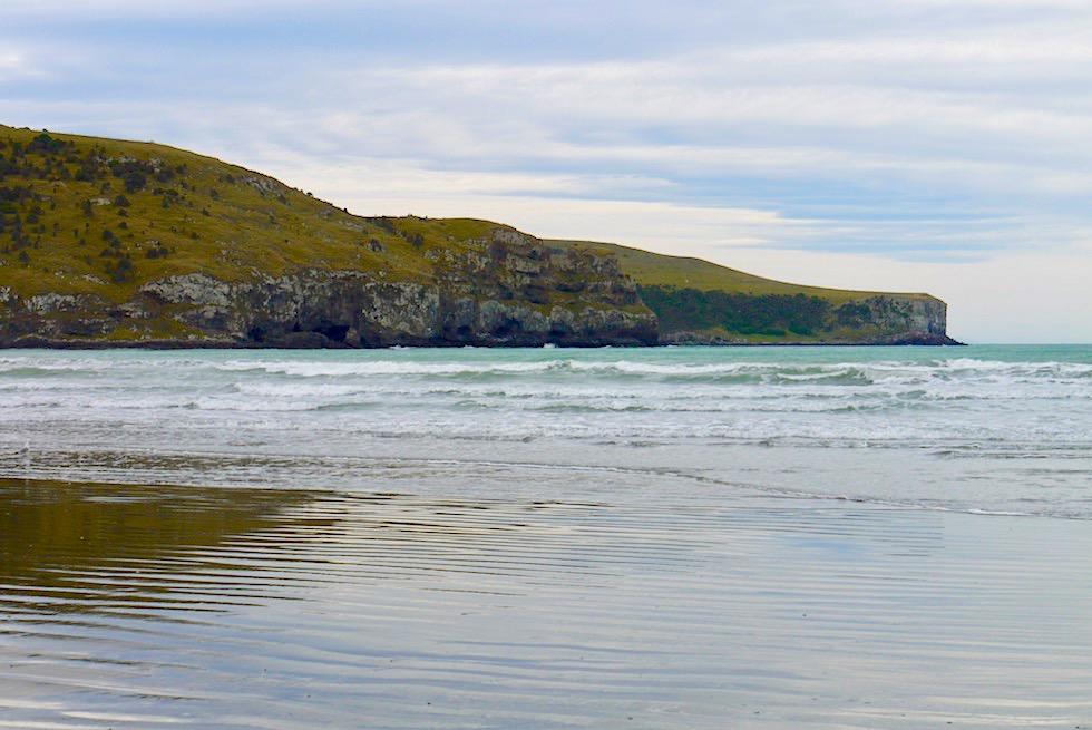 Okains Bay - eine der schönsten Buchten der Banks Peninsula - Chanterbury - Südinsel Neuseeland