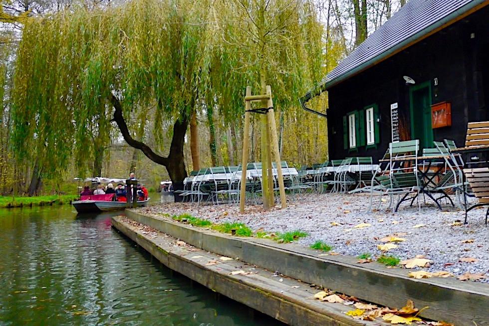 Spreewald-Bootstour durch die historische Kulturlandschaft - Brandenburg