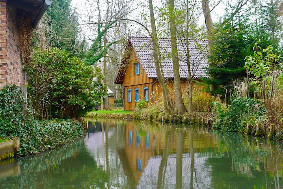Spreewald Bootstour in Lübbenau: wildschöne & verschlungene Wasserwege - Brandenburg