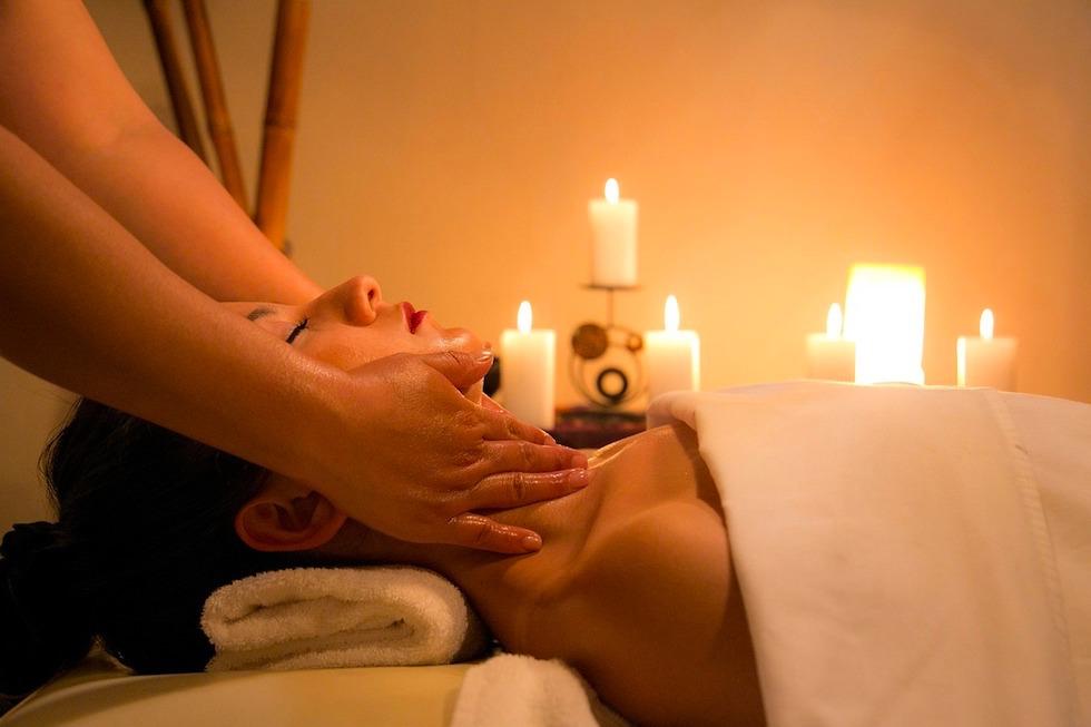 Tropical Island - Vielfältiges Spa & Massage-Angebot für die Gäste - Brandenburg