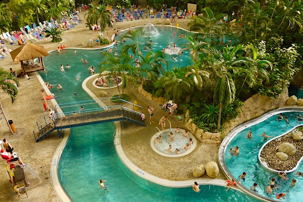 Tropical Islands - Badespaß in der Lagune: die schönste Indoor-Wasserwelt - Brandenburg